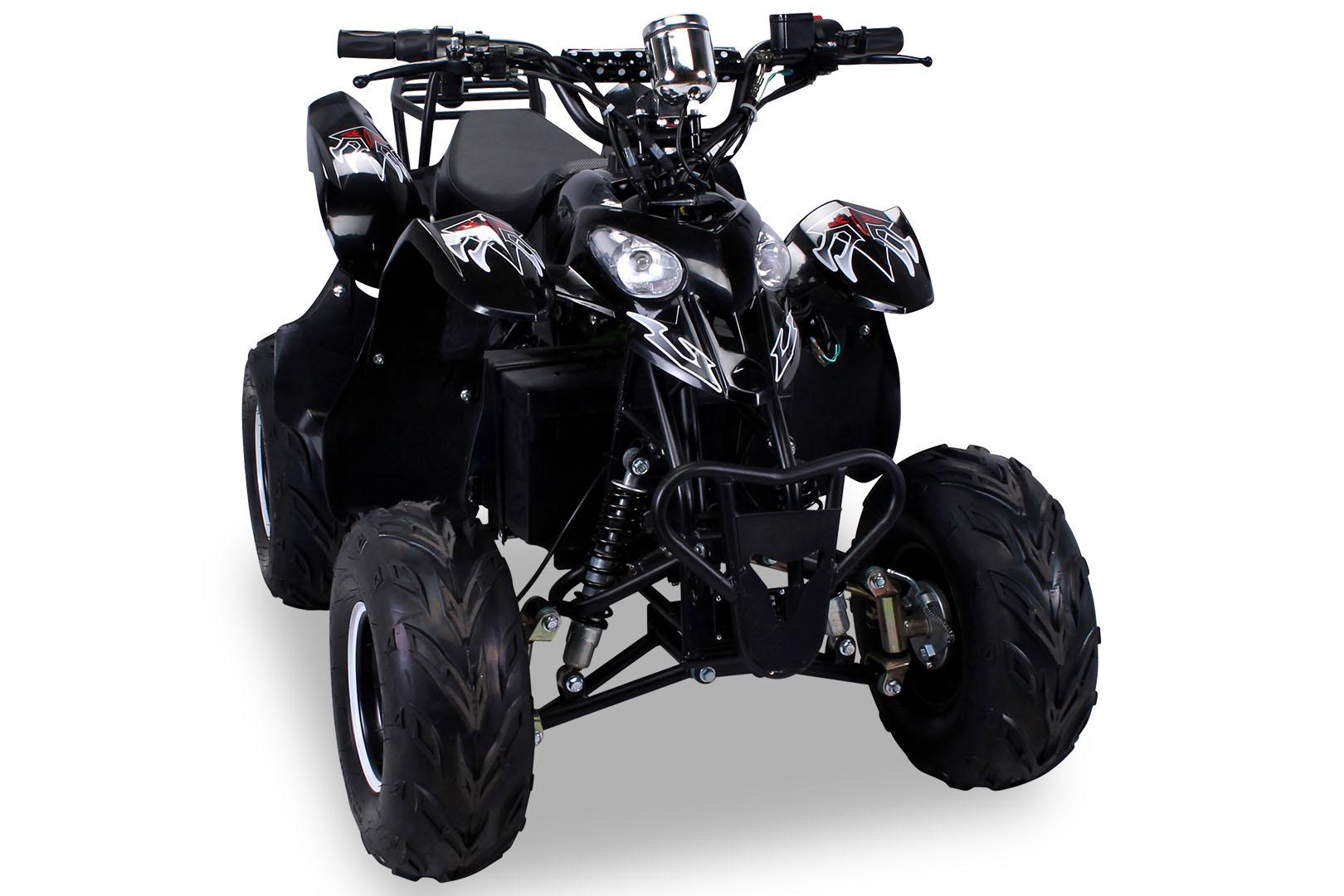a7f5b7877c iwheels - Kinder Elektro Quad S-5 1000 Watt Polari Style