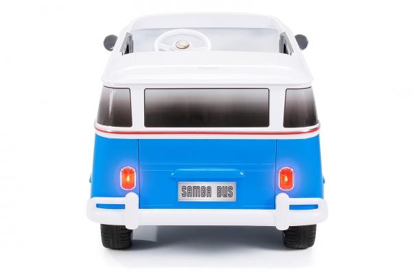 iwheels kinder elektroauto vw bus bulli t1 samba camper. Black Bedroom Furniture Sets. Home Design Ideas